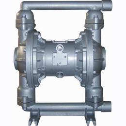 QBK气动隔膜泵QBK-25铝合金