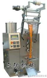 DXDB-J80C醫藥食品化工三邊封(背封)醬體包裝機