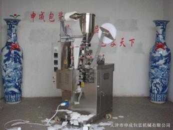 DXDD-10A型茶叶包装机 袋泡茶包装机 双囊袋自动包装机 对折袋自动包装机 双折袋包装机