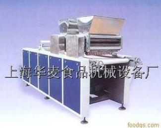 HM-800雙色連續式擠條,鋼絲切割餅干成型機