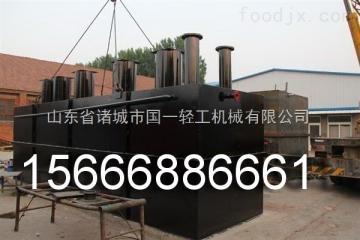 肉雞養殖污水處理設備