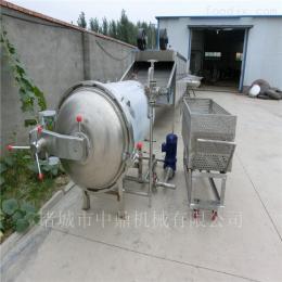 电加热700型高温高压食品杀菌锅