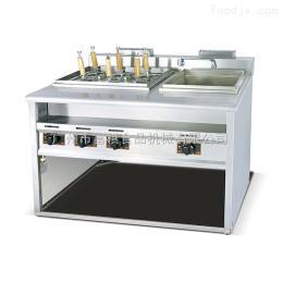 GH-1076燃气式煮面炉带汤盘