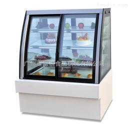 CF-150富祺面包店欧式前开门蛋糕展示柜点心冷藏柜