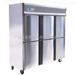 GD-6六门商用厨房冷柜