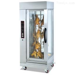 EB-206立式旋转电烤鸡炉