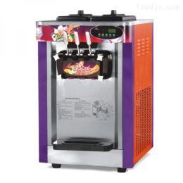 MQ-L22A台式不锈钢三色冰淇淋机