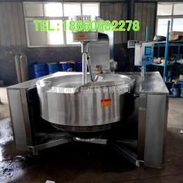 YB-200全自动电磁行星搅拌炒锅熬糖锅