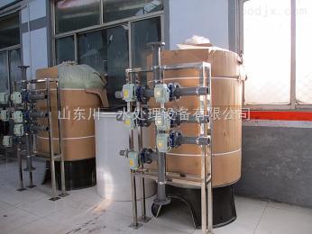 全自动锅炉循环水补给水用软化水设备