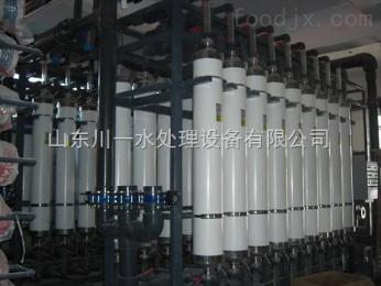 中型桶裝水生產線投資?山東川一水處理