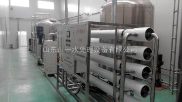 cy川一水處理反滲透水處理設備桶裝水生產線質高價優