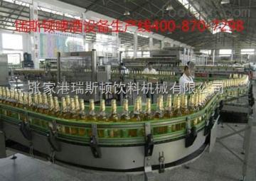 DGP12/6小型啤酒灌装设备-瑞斯顿啤酒生产设备