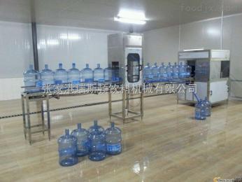 小型桶裝水生產設備