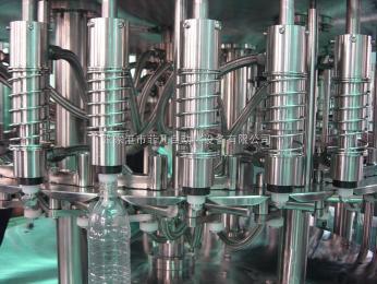 供应自动含气饮料灌装机械