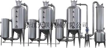 SJNⅢ系列三效节能浓缩器