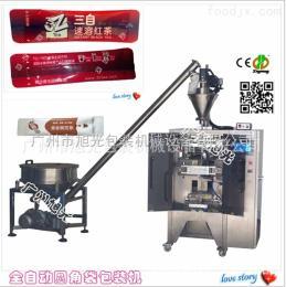 旭光-广州背封圆角粉末|阿胶粉包装机|益生菌粉包装机