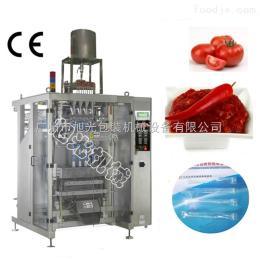 果醬|果凍條|漱口水多排背封液體包裝機