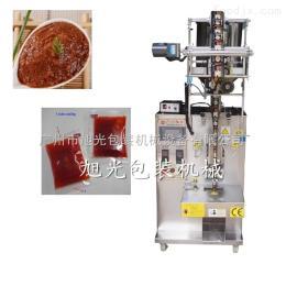 DXD-50KD全自动酱菜酱料包装机海?#24335;?#21253;装机辣椒酱包装机厂家