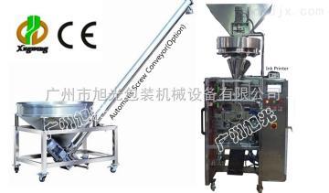 1千克廣東三合一咖啡粉包裝機  大包奶茶粉顆粒包裝機
