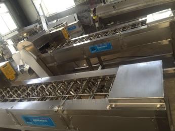 SZ3000热销玉米加工设备 切割清洗漂烫生产线