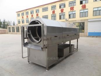 SZ3000酱菜包装袋洗袋机、高效去油污滚筒洗袋机