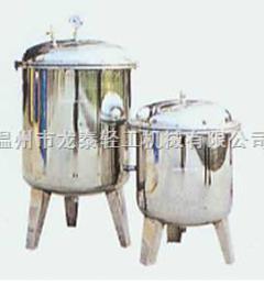 龙泰-QN系列球形浓缩机器