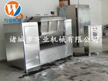 150速冻水饺真空和面机150公斤