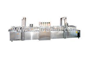 XDFL-6500全自動油炸食品機械