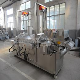 XDL-4500导热油油炸机械,自动油炸锅