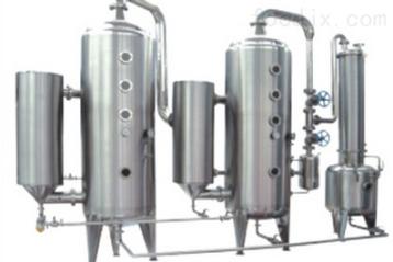 双效污水蒸发器组成