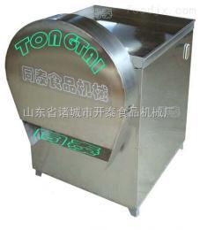 QS-400型大蒜切片機電動快速切蒜片機