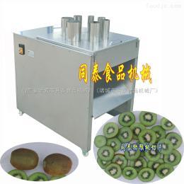 電動不銹鋼定向獼猴桃切片機