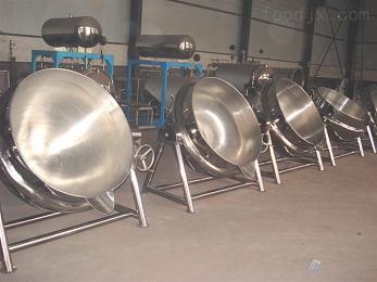 200200型号电加热带搅拌夹层锅