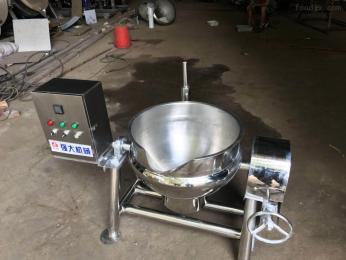 300300升电加热普通搅拌夹层锅