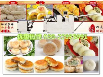 SZ-09B潮汕全自动绿豆饼机要多少钱一台