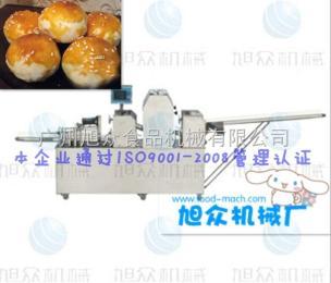 SZ-09C南京糖酥餅機器 蘇州哪里有老婆餅機賣 江西酥式月餅機多少錢一臺