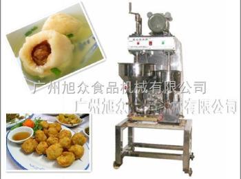 SZ-602潮州肉丸機廠家 廣州包心肉丸機哪里有賣 珠海肉丸機設備