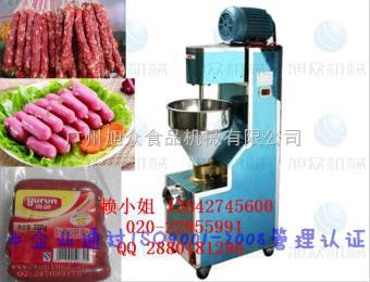 SZ-200東莞灌腸機多少錢  東莞全自動臘腸機廠家