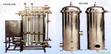 NL10AX系列水過濾設備