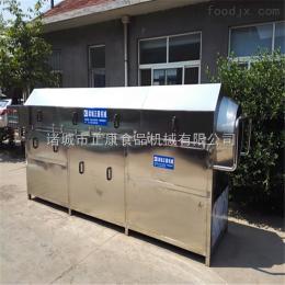 XD-5800正康软包装表面清洗风干机,油污袋360?#20219;?#27515;角清洗机,滚筒清洗机