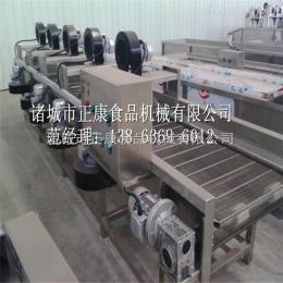 ZK-3200全自动翻转式风干机价格 蔬菜清洗风干机厂家 食品包装袋风干机