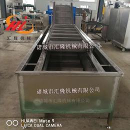HL-4000水果玉米去虫去毛须清洗机 玉米加工设备