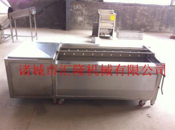 HL-1200土豆清洗去皮机