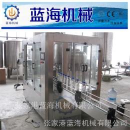 LHCGF18-18-6常压灌装三合一饮料灌装机设备生产厂家