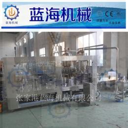 LHRCGF果汁果粒饮料热灌装设备机械