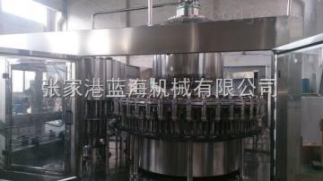 RCGF系列设备\颗粒饮料灌装生产设备