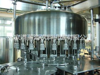 CGFB16-16-12-6消毒、沖洗、灌裝、封口四合一飲用水灌裝設備