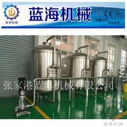 LH-GV石英砂活性炭鈉離子/多介質水過濾凈水器設備