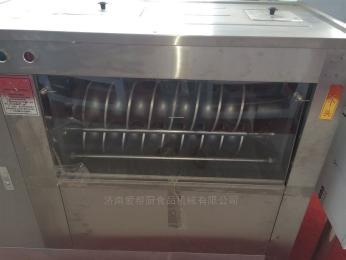 厂家供应银鹰面食机械设备MG65对滚馒头机