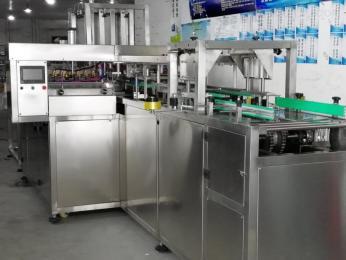 供应小型侧推式装箱机